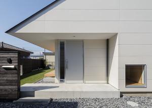 寄居の住宅2