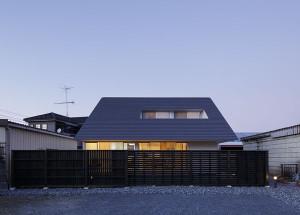 寄居の住宅7