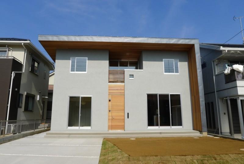 東松山の家1