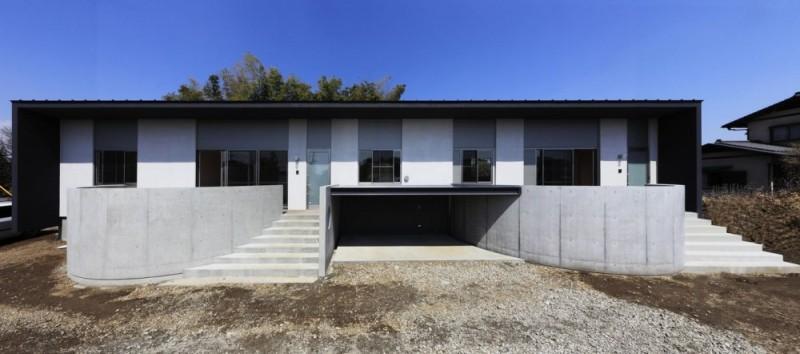 深谷・平屋の二世帯住宅