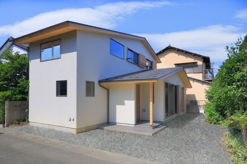 上尾の住宅